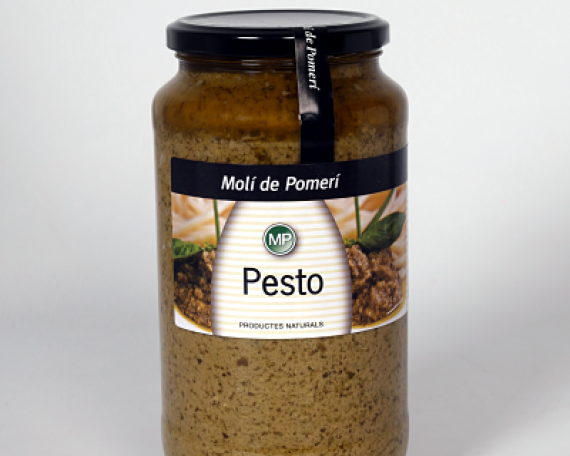 Base de salsa Pesto