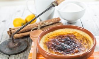 Receta crema catalana | El postre perfecto para un buen paladar