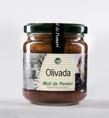 Base de salsa Olivada Negra