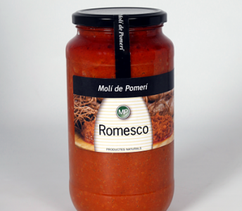 Base de sauce Romesco