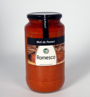 Base de salsa Romesco